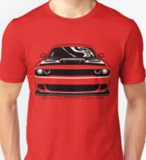 Give'em Hell Dodge Challenger Unisex T-Shirt