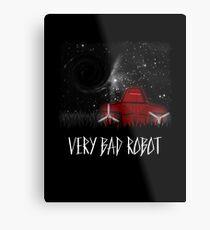 Very Bad Robot: Maximilian Metal Print