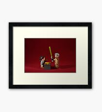 Fast Times Framed Print