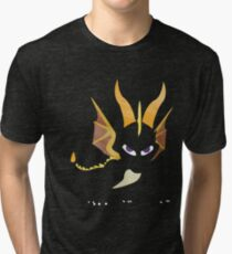 Project Silhouette 2.0: Spyro Tri-blend T-Shirt
