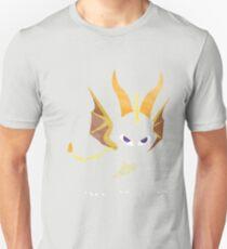 Project Silhouette 2.0: Spyro Unisex T-Shirt