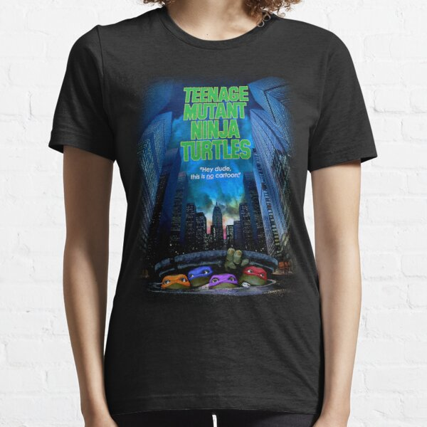 Teenage Mutant Ninja Turtles Essential T-Shirt