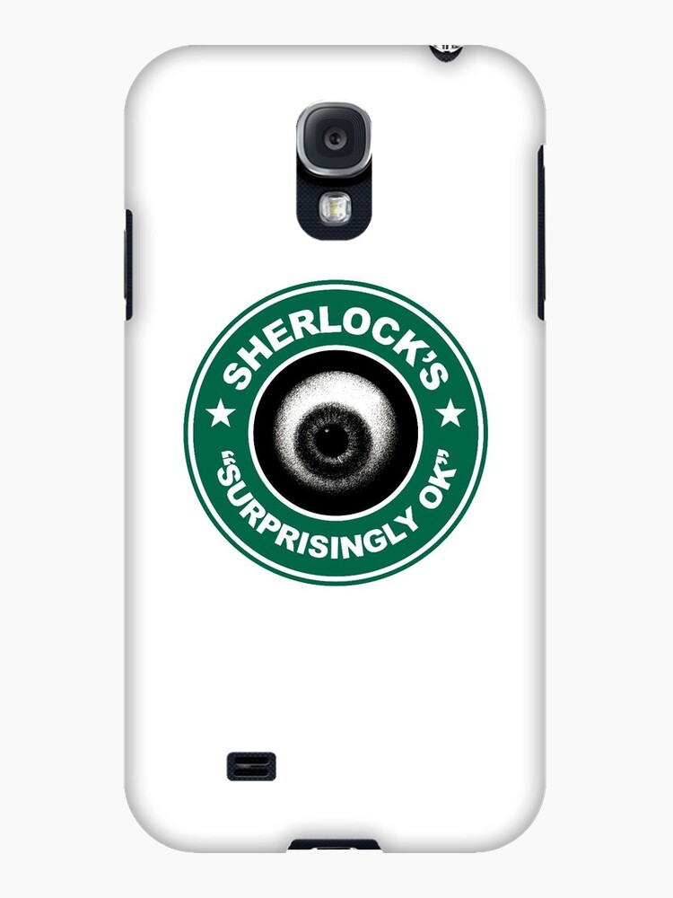 Sherlock's Coffee - Surprisingly OK! by Paulychilds