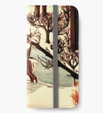 """DEER """"WHO IS THERE?"""" iPhone Wallet/Case/Skin"""