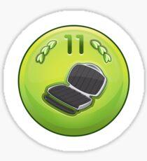 Glitch Achievement brazier apprentice Sticker