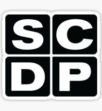 Mad Men- Sterling Cooper Draper Pryce Sticker
