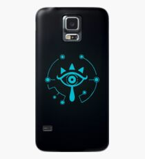 Zelda Breath of the Wild Sheikah eye Case/Skin for Samsung Galaxy