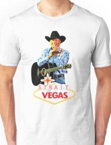george strait to las vegas 2017 Unisex T-Shirt
