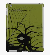 The Spider & the Web iPad Case/Skin