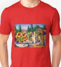 GREEK NOON - Leonid Afremov T-Shirt