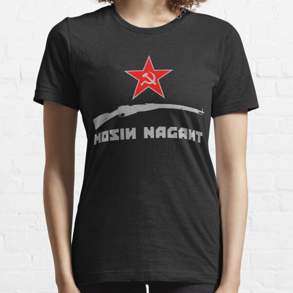 Mosin Nagant Rifle Lover Essential T-Shirt