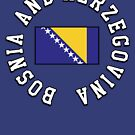 Bosnia And Herzegovina Supporters by createes