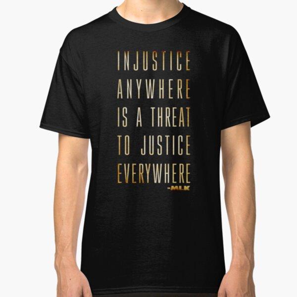 MLK Martin Luther King Civil Rights Movement Black History TShirt T-Shirt Tee