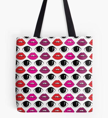 Viele Lippen Tote Bag