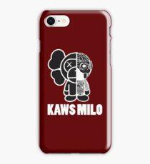 KAWS x MILO iPhone Case/Skin