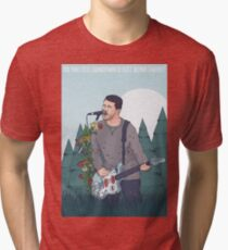 Jesse Lacey Brand New Sowing Season Tri-blend T-Shirt