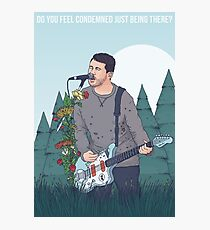 Jesse Lacey Brand New Sowing Season Photographic Print