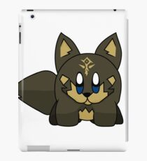 Wolf Hero Kirby iPad Case/Skin