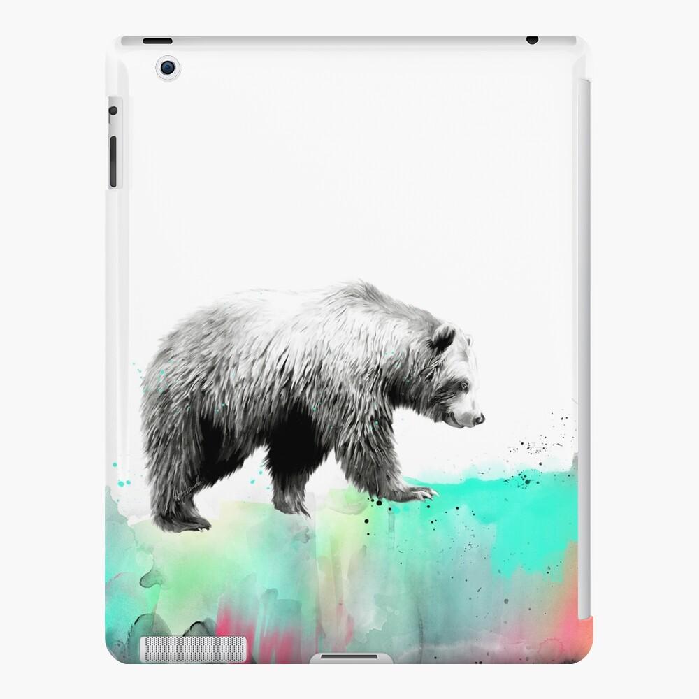 Wild No.1 // Bear iPad Case & Skin