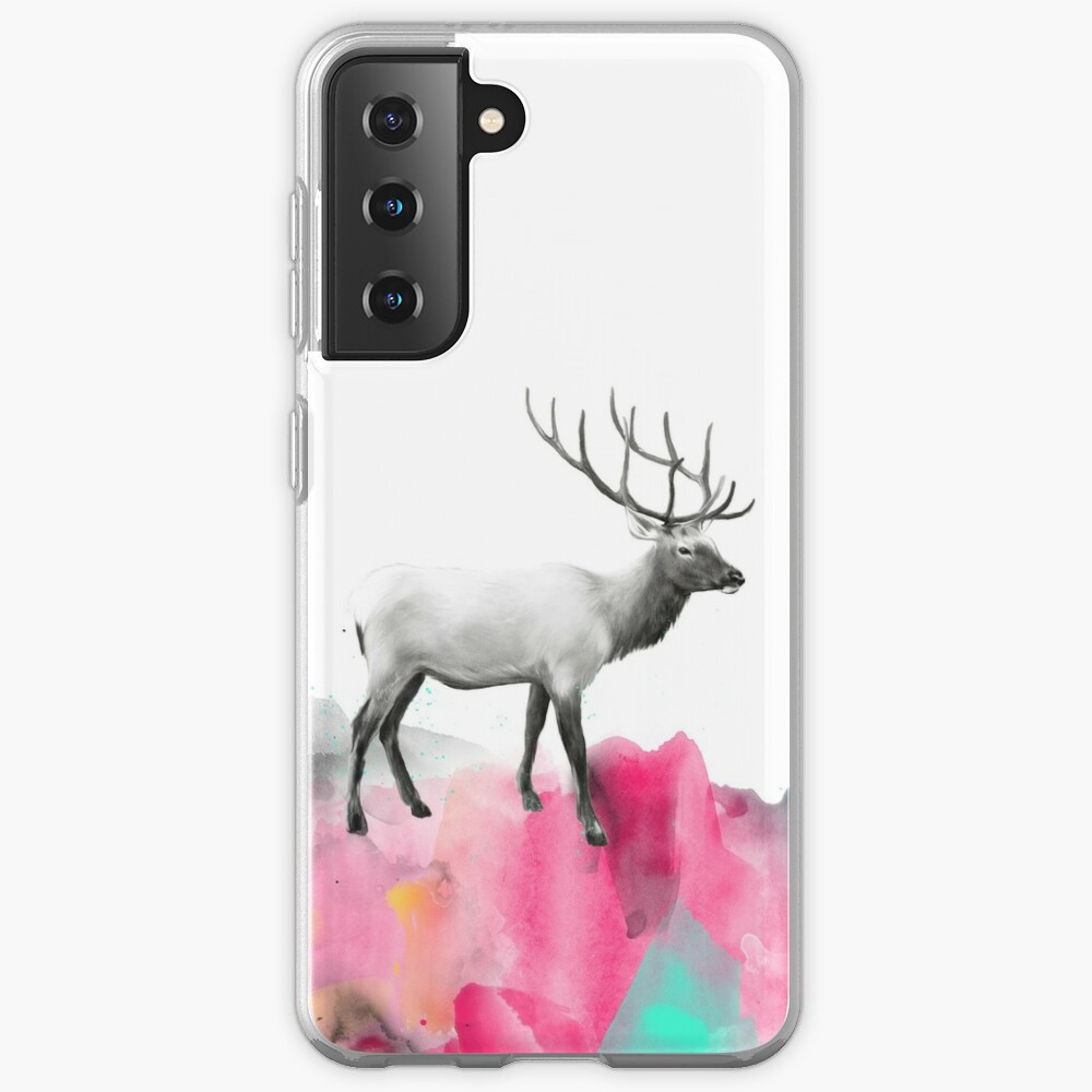 Wild No.2 // Elk Case & Skin for Samsung Galaxy