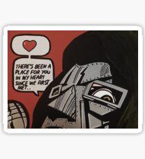 TEENAGE LOVE Sticker
