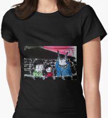 Donnie Darko Tailliertes T-Shirt für Frauen