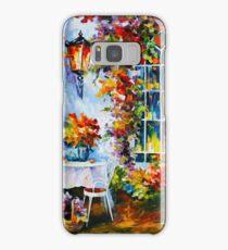 IN THE GARDEN - Leonid Afremov Samsung Galaxy Case/Skin