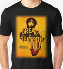 chronixx dread & terrible T-Shirt