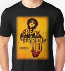 chronixx dread & terrible Unisex T-Shirt
