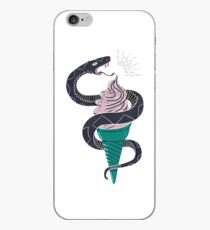 Soft-Serp(ent) iPhone Case