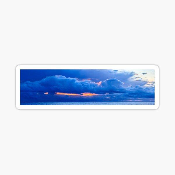 Hidden Fires, Indian Ocean, Perth Sticker