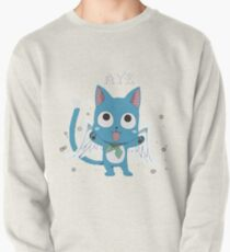 Happy Fairy Tail Cat Pullover