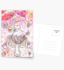 Celebrating Birth Postcards