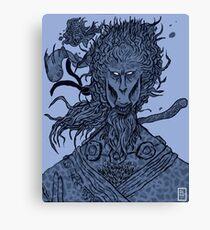 Sage of the Deep Canvas Print