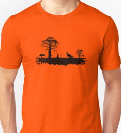 Outback Australian Landscape T-Shirt