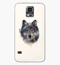 Loup // Persevere Coque et skin Samsung Galaxy