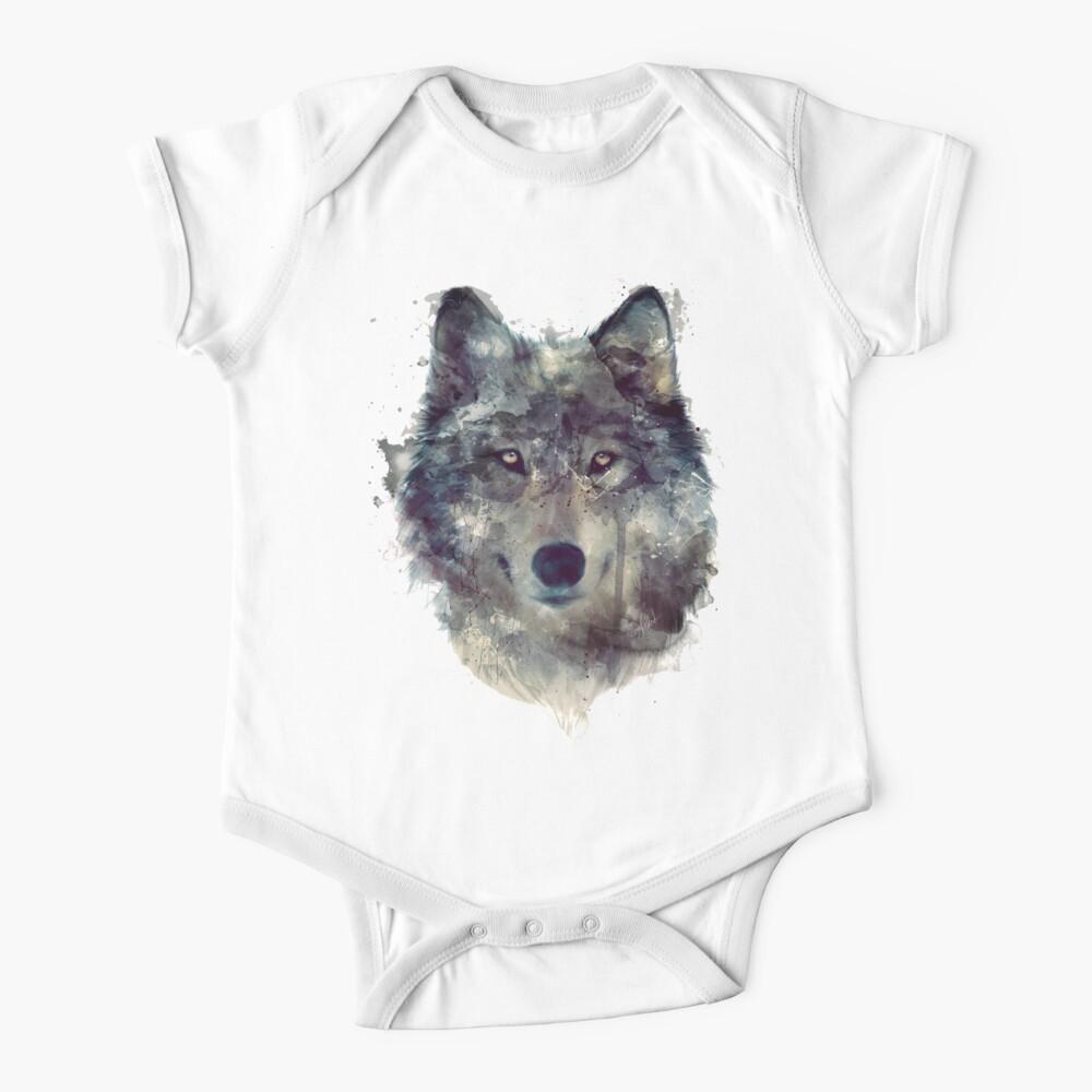 Wolf // Durchhalte dich Baby Body