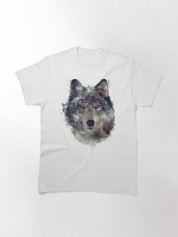 Alternate view of Wolf // Persevere Classic T-Shirt