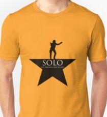 Solo, Not Throwing Away my Shot T-Shirt