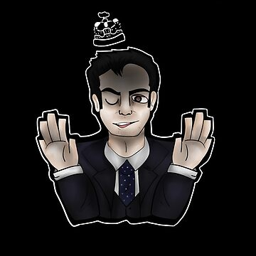 jim moriarty - see me in a crown by handsomedun