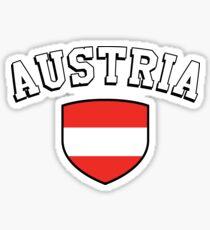 Austria Supporters Sticker