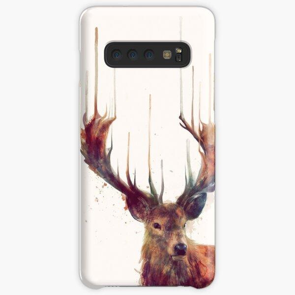 Red Deer Samsung Galaxy Snap Case