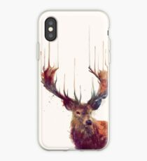 Red Deer iPhone-Hülle & Cover