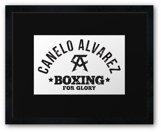 Canelo Alvarez - Boxing For Glory\