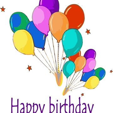 "Nickname  ""Happy Birthday"" by Grobie"