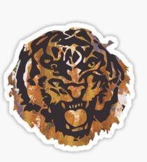 Tiger Mike Sticker