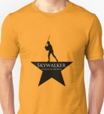 Skywalker, A Galactic Musical  Unisex T-Shirt
