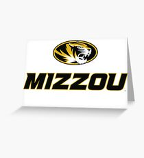 Missouri Greeting Card