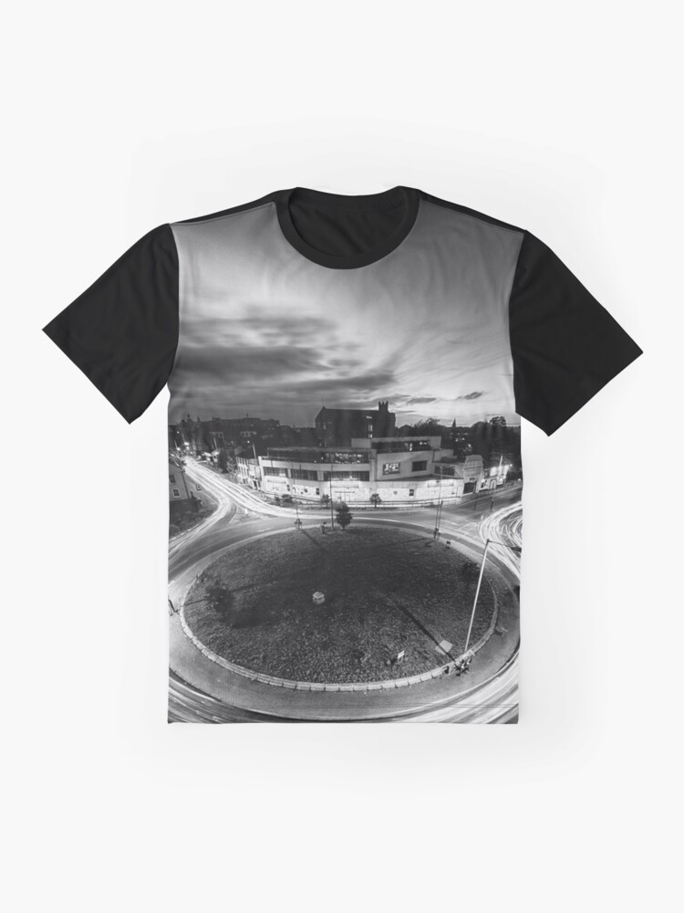 Alternate view of Revolution in a Roundabout Way Graphic T-Shirt