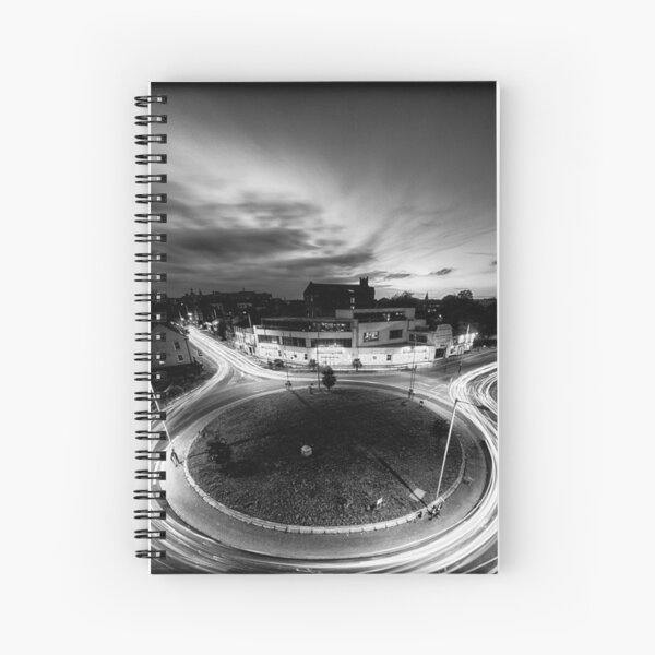 Revolution in a Roundabout Way Spiral Notebook